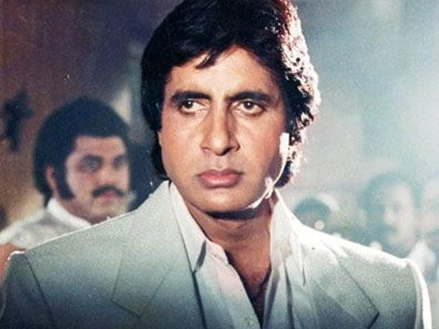 Video : Revisiting the Bollywood journey of Amitabh Bachchan