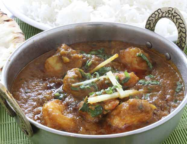 Fish Curry With Lotus Stems Ndtv Food Videos