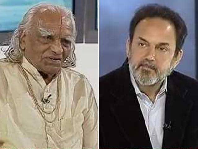 Video : India Questions Yogacharya BKS Iyengar (Aired: April 2008)
