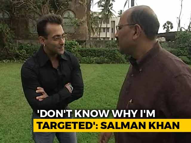 Video : Walk The Talk With Salman Khan (Aired: August 2003)