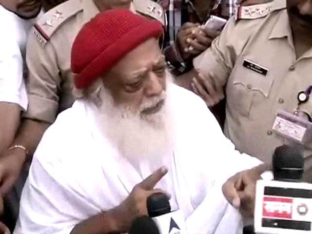 Video : Strong grounds for Asaram Bapu's arrest, says Rajasthan police