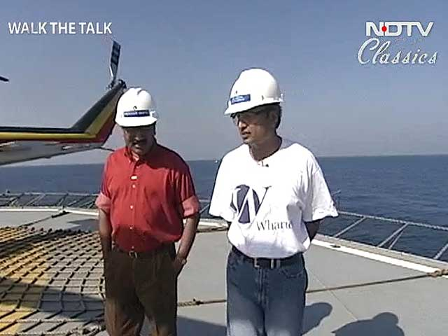 Video : Walk The Talk with Anil Ambani (Aired: 2003)