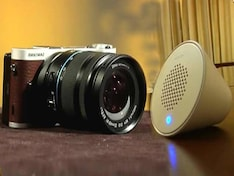 Samsung's NX 300 camera, Kohler's Moxie showerhead speaker and a lot more