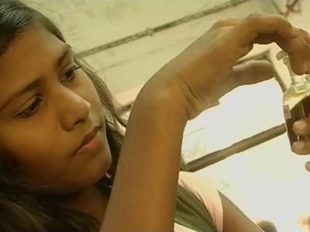 Video : At 13, she's a senior student at Lucknow University
