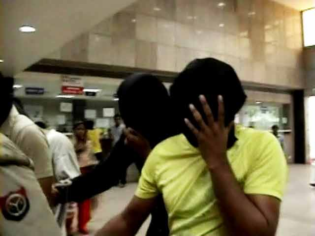 Video : Gang-rape in Noida, two constables among four arrested