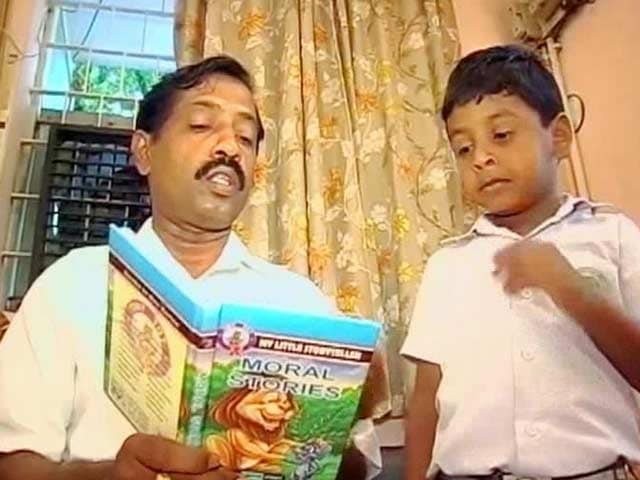 Video : RAW officer, waiting to get his job back, gives tuitions in Chennai