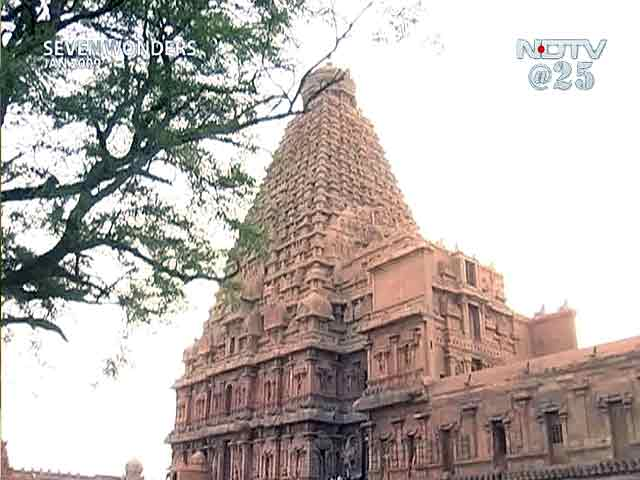 Video : Seven Wonders of India: The Chola temple of Thanjavur (Aired: January 2009)
