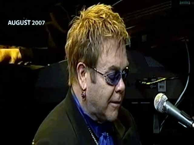 Video : The Legend of Elton John (Aired: August 2007)