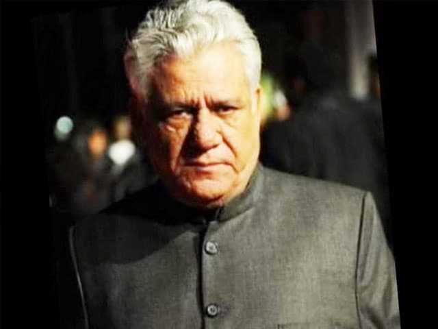 Legal system in our country rational: Om Puri