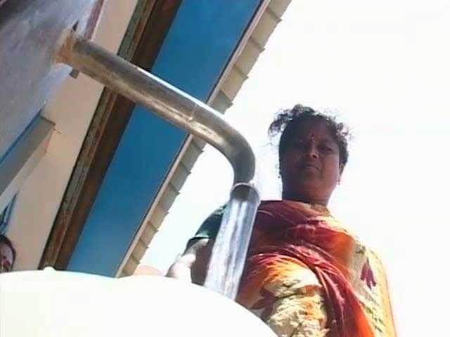 Video : At Karnataka's 'water ATMs', 10 litres of water for Rs. 1