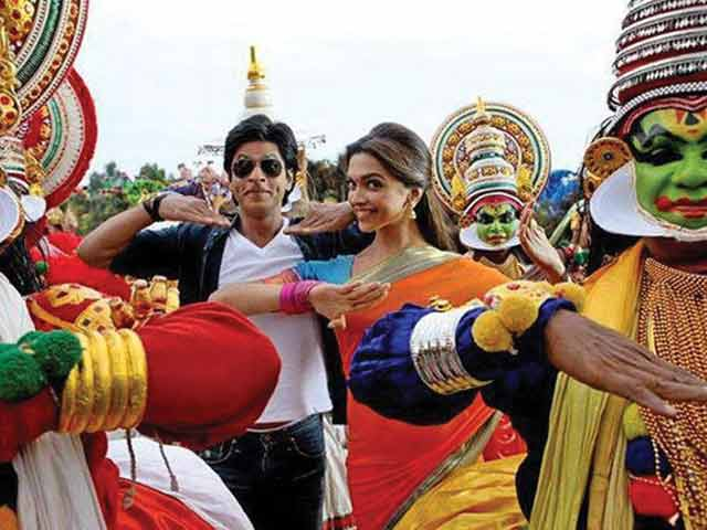 Video : <i>Chennai Express</i> still going strong