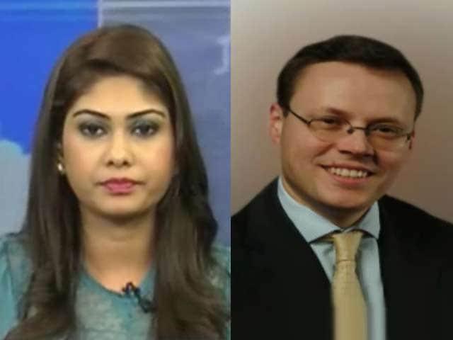 Video : India growth remains sluggish: Robert Prior