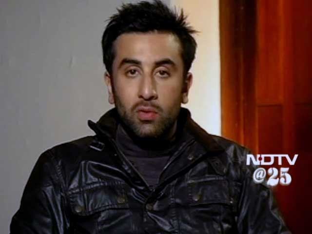 Video : NDTV is to news what Big B is to films: Ranbir Kapoor