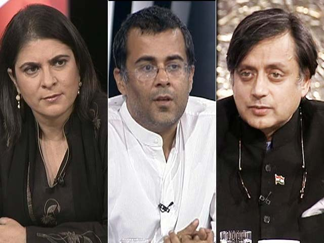 Video : The NDTV Dialogues: Educating India