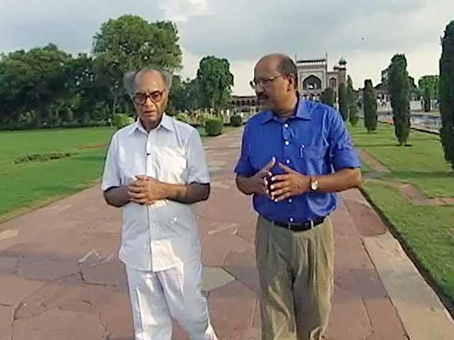 Video : Walk The Talk: Jagmohan (Aired: September 2004)