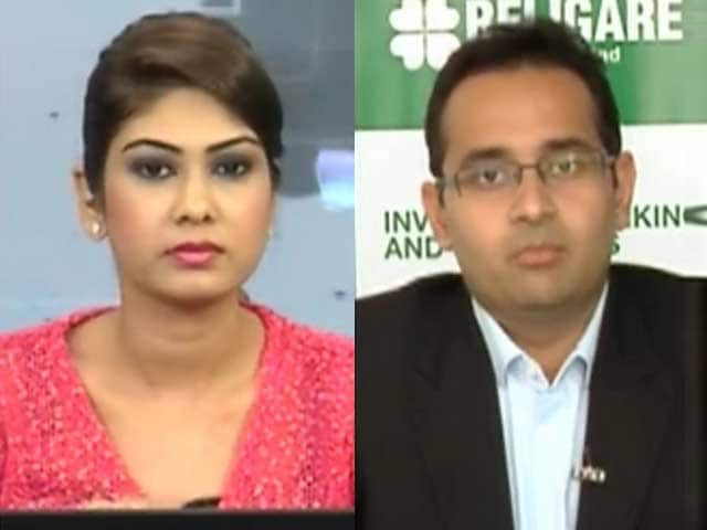 Video : Rupee fall factored in stock prices: Religare