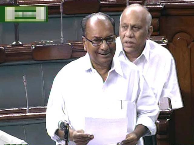 Video : Antony denies reports that China occupied 640 sq km in Ladakh in April