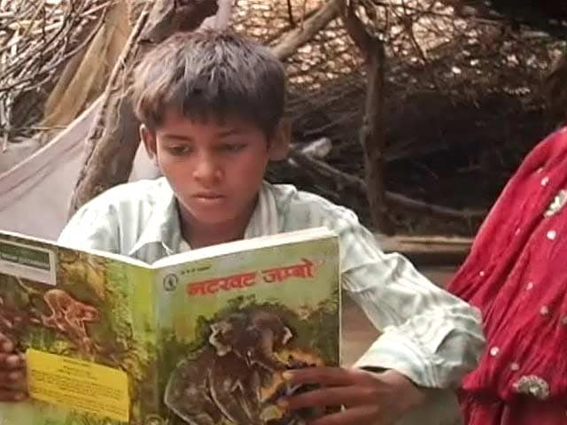 Video : India Matters: Storybook literacy