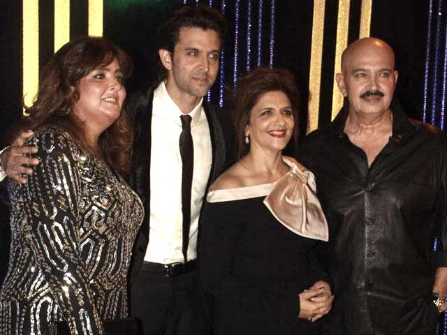 Inside Rakesh Roshan's 64th birthday bash