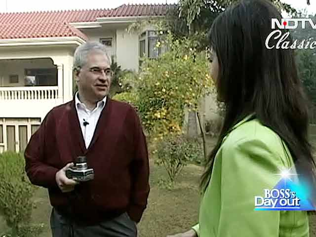 Video : Boss's Day Out with Werner Heesen (Aired: February 2006)