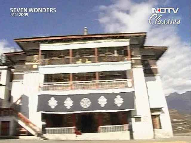 Video : Seven Wonders of India: The 400-year-old Tawang Monastery (Aired: January 2009)