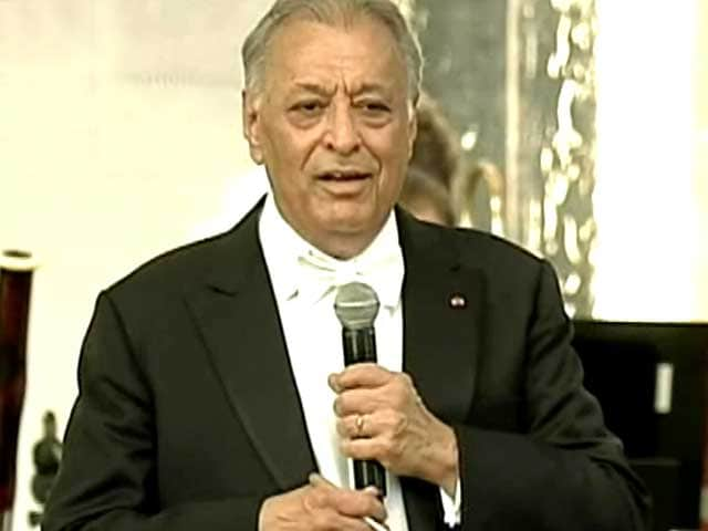 Video : Zubin Mehta in Srinagar: We hurt some inadvertently, next concert will be for all