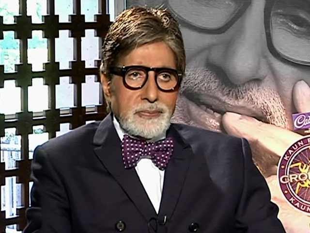 Video : Amitabh Bachchan on the phenomenon called <i>KBC</i>