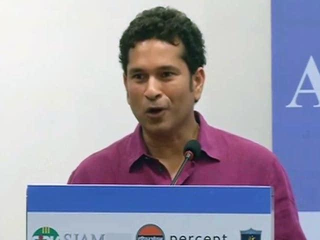 Videos : अर्जुन पर बोले सचिन, कहा- न हो किसी से तुलना