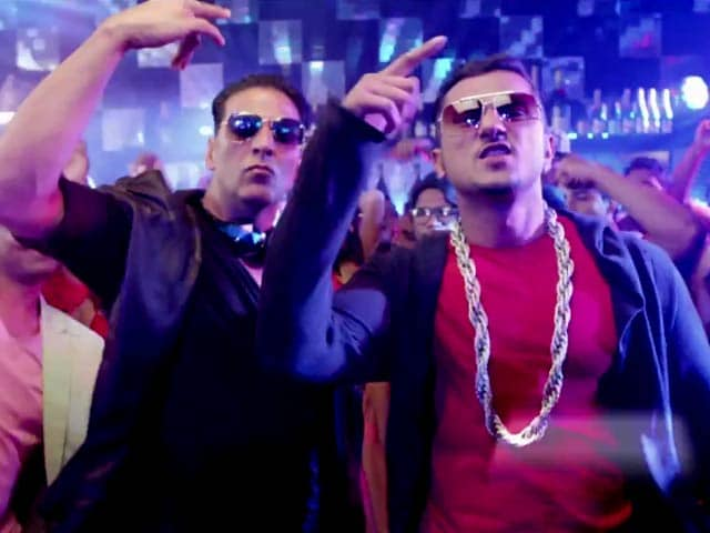 Video : <i>Party All Night</i> with Honey Singh