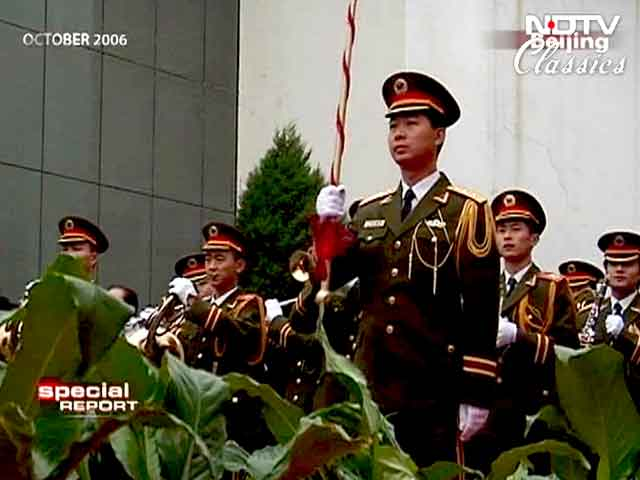 Video : Special Report: Watching China (Aired: Octorber 2006)