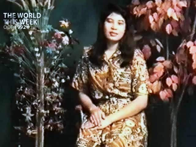 Video : The World This Week: Wives on order (Aired: October 1992)