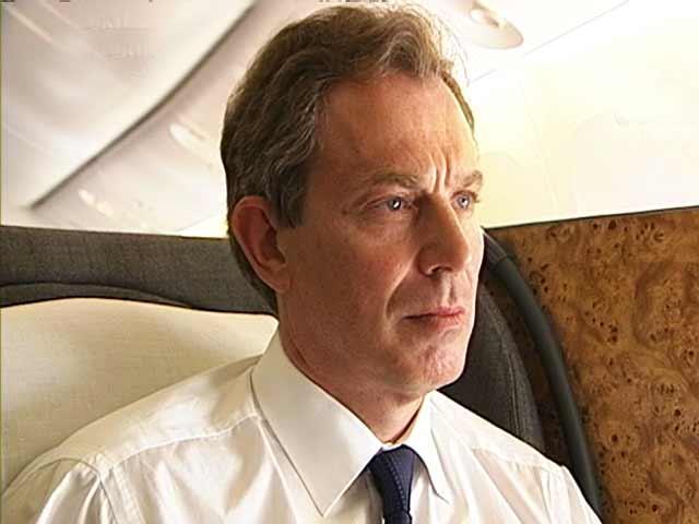 Video : Talking Heads: Tony Blair