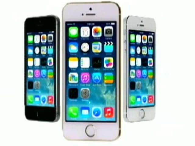 Video : Apple unveils iPhone 5c and iPhone 5s