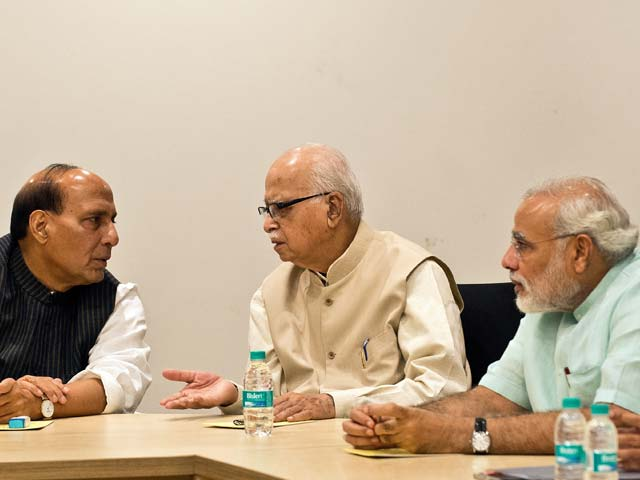 Video : Modi for PM? Adamant Advani refuses to support, say sources