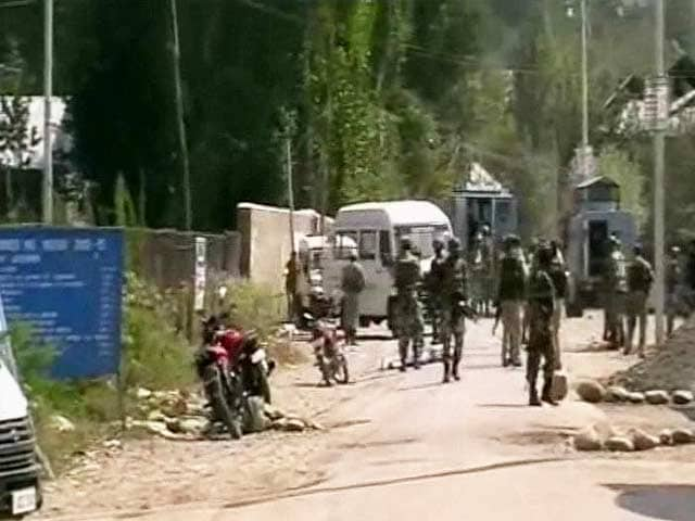Video : Shopian firing: Jammu and Kashmir government orders shifting of CRPF camp