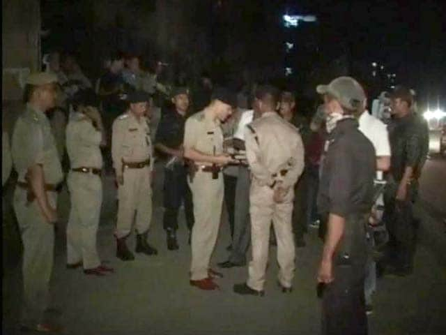 Video : Eight killed, five injured after blast in Imphal