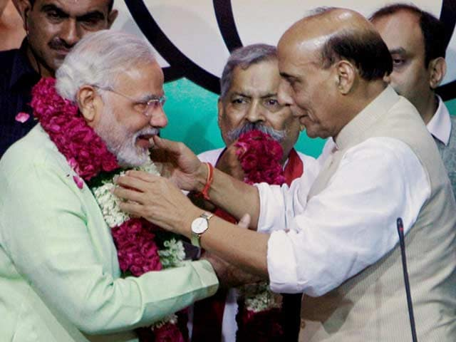 Video : Chosen. Narendra Modi is BJP's candidate for PM