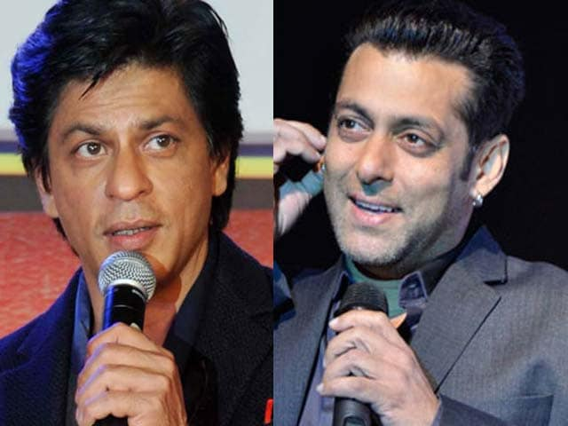 Video : Shah Rukh can't refuse Salman's offer?