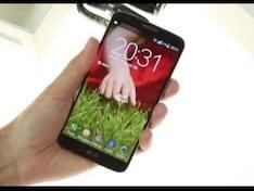 LG G2- LG's latest flagship smartphone
