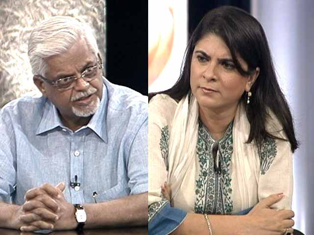 Video : The NDTV Dialogues: Moving beyond the lines of conflict