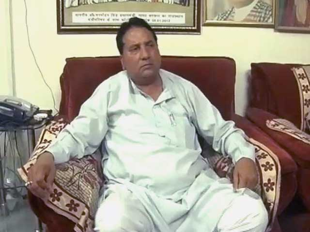 Video : Rajasthan minister booked for allegedly raping 27-yr-old woman