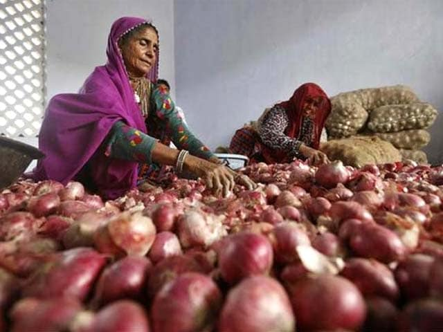 Video : Onion prices still making people cry