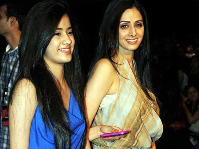 Video : Film offers lining up for Sridevi's 16-year-old daughter