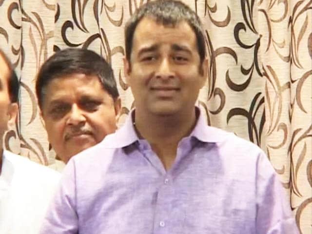 Video : BJP leader booked for Muzaffarnagar riots speaks to media