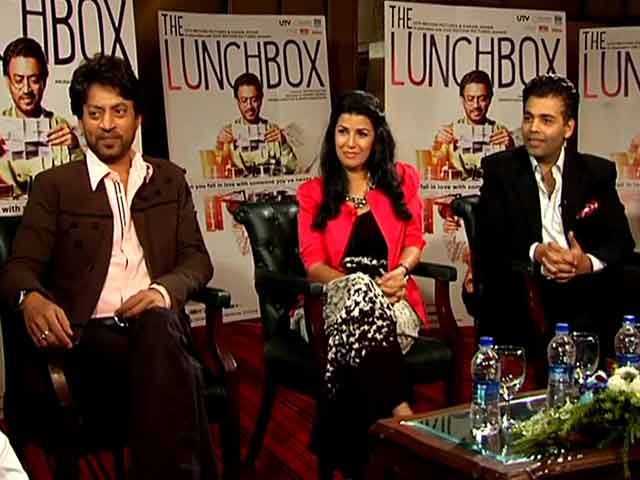 KJo, Irrfan, Nimrat talk about The Lunchbox