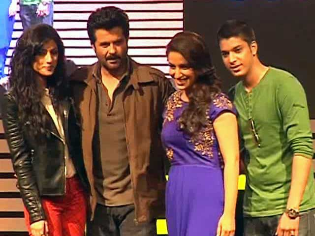 Video : Anil Kapoor unveils telecast date of <i>24</i>