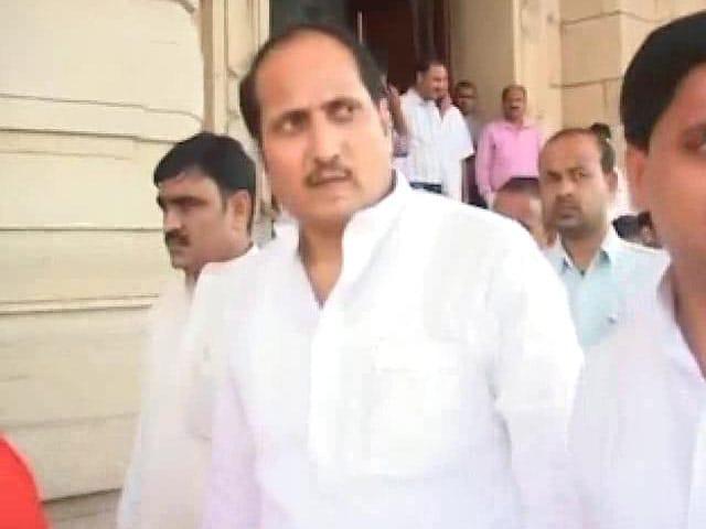 Video : भाजपा विधायक सुरेश राणा गिरफ्तार