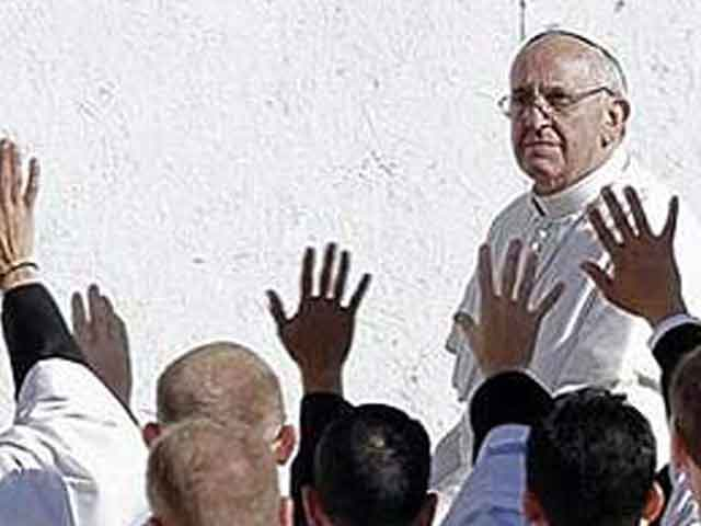Video : Pope, criticising dogma focus, calls for Church as 'home for all'