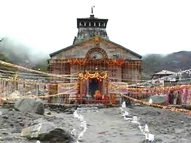 Video : Kedarnath: Rebuilding a temple town