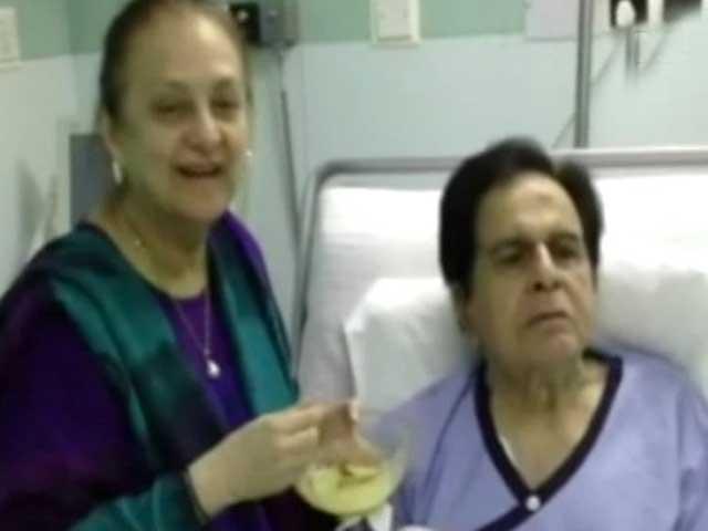 Videos : दिलीप कुमार की तबीयत बेहतर